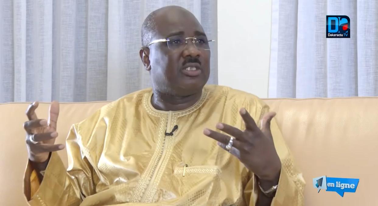 Farba Ngom révèle un secret d'Etat entre Macky, Karim Wade et Badara Cissé