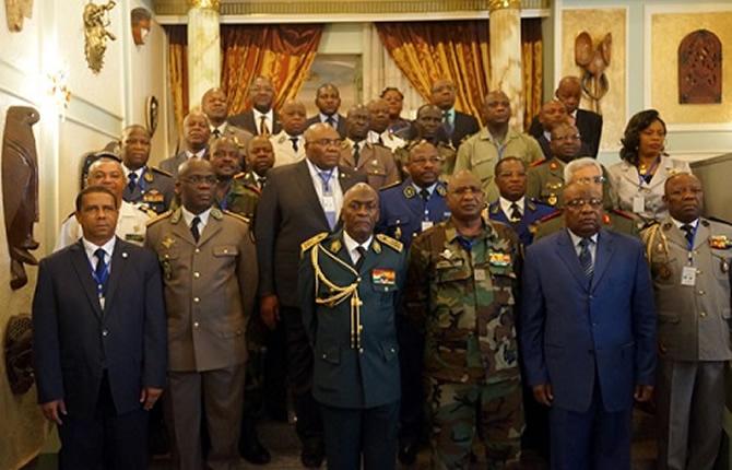 Lutte contre la criminalité et le terrorisme : les chefs de police de la sous-région se réunissent à Abidjan