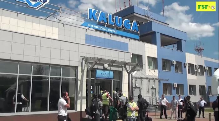 Match contre la Colombie : Les Lions quittent Kaluga mercredi à 9h15 pour rallier Samara