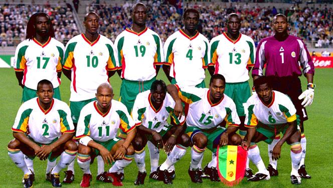 En 2002, les Lions étaient les seuls Africains au second tour