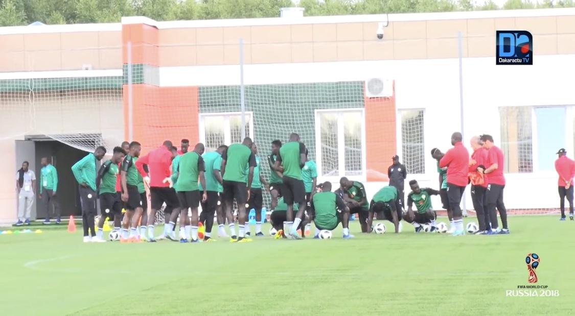 Samara : Les Lions vont s'entraîner dans un terrain annexe