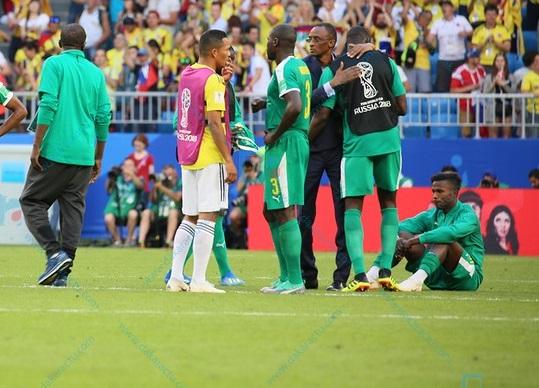 Coupe du monde : Le Sénégal éliminé