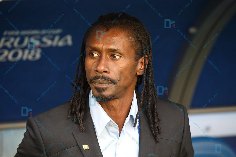 Aliou Cissé regrette : « Je suis déçu pour ces joueurs qui se battent tous les jours pour leur pays »