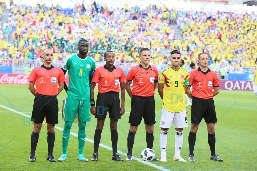 Russie 2018 : Album du match Sénégal vs Colombie au stade Samara Arena