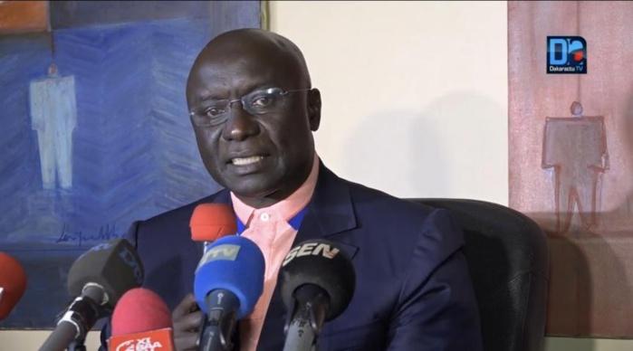 ÉLIMINATION DU SÉNÉGAL : Idrissa Seck encourage les Lions et la délégation sénégalaise