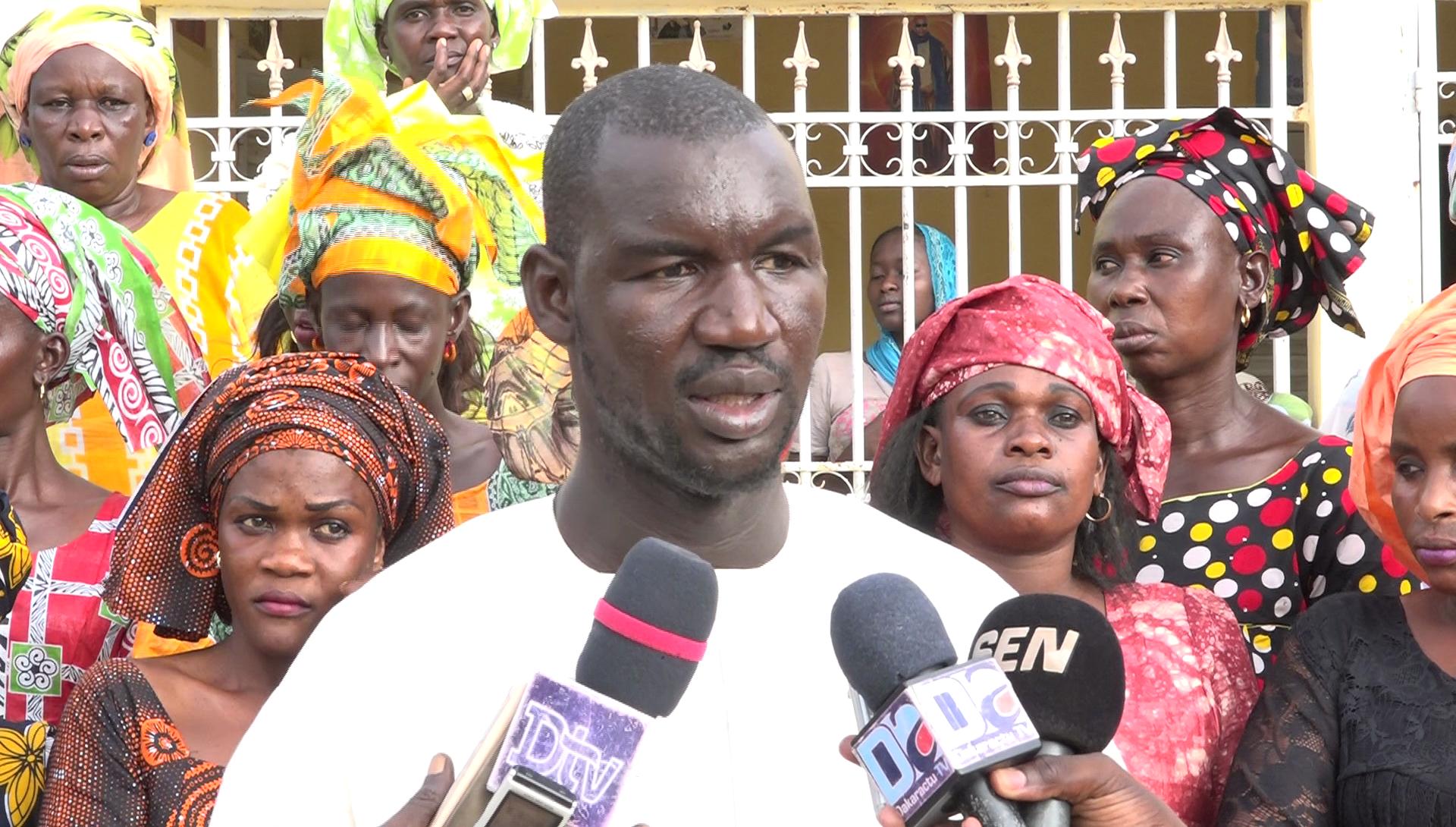 TAÏF DANS UN IMBROGLIO - 'And Suxali Sénégal' de Serigne Fallou Mbacké dépose une plainte contre le maire et le sous-préfet accusé de faux et usage de faux.