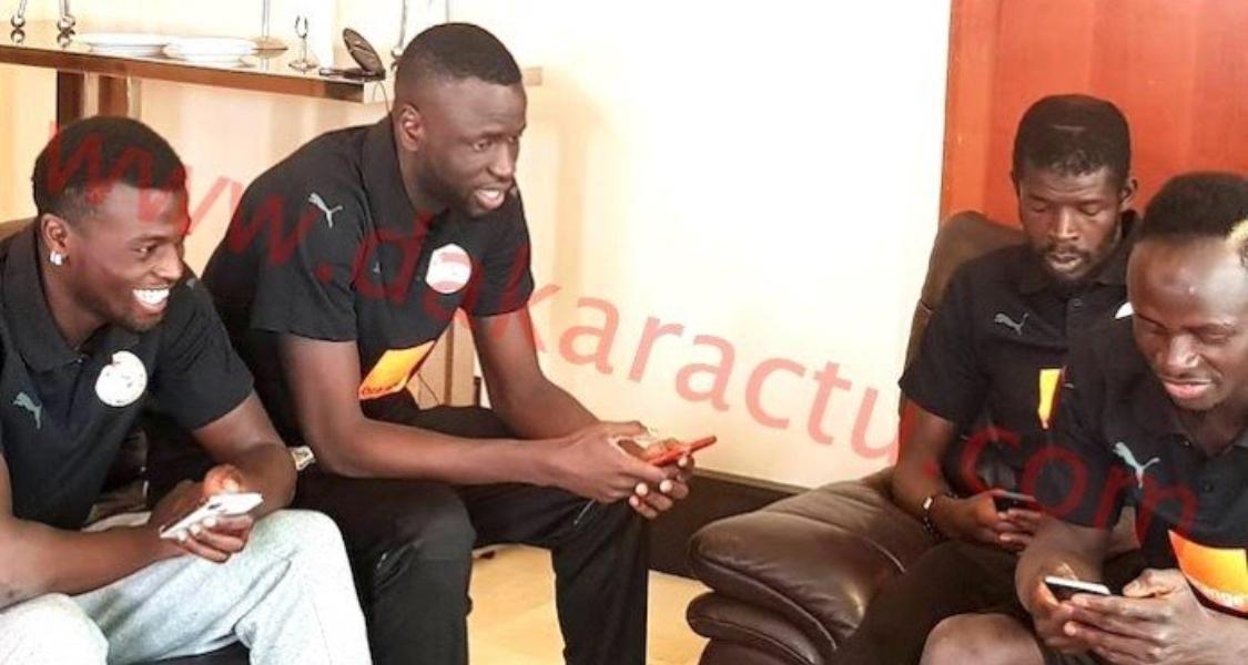 Éliminés de la coupe du monde, les Lions du Sénégal attendus à Dakar demain