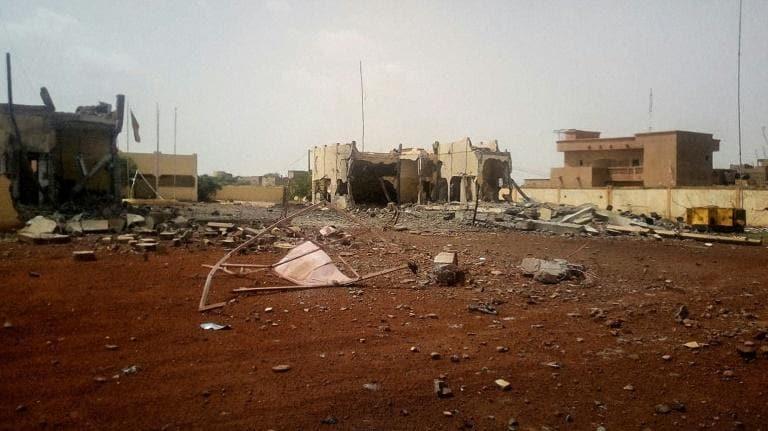 Le QG du G5 Sahel dans le centre du Mali a été attaqué, selon des sources de l'Onu