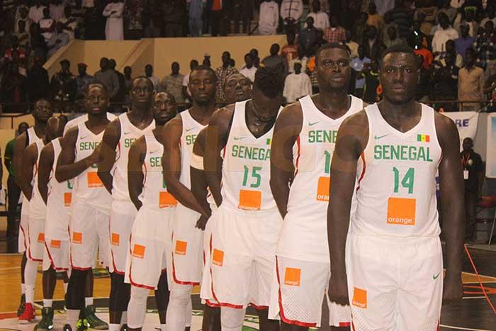 Éliminatoires de la Coupe du Monde de Basket Chine 2019 : le Sénégal joue son 1er match retour face à la République Centrafricaine
