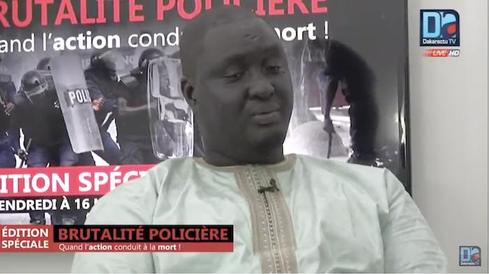Le frère de Seck Ndiaye répond à la police nationale : « Son casier judiciaire est vierge…Il n'était pas un délinquant»