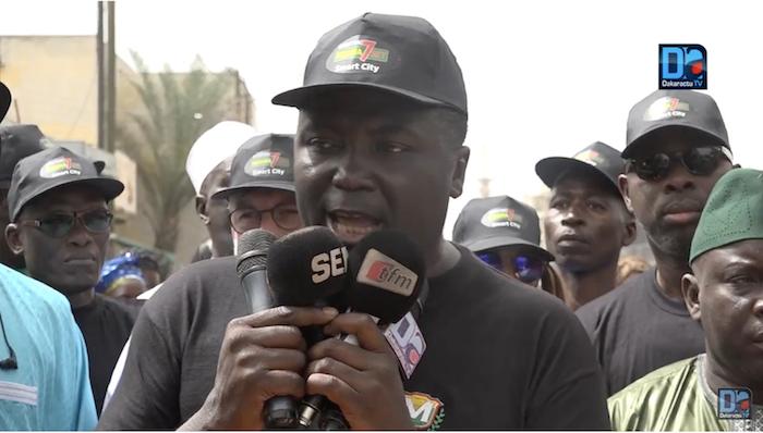 Assassinat de Seck Ndiaye : le maire Bamba Fall offre son salaire à la famille éplorée, pour un an