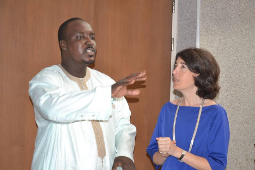 « L'importance des données dans le futur au Sénégal » : La réflexion déclenchée autour du thème
