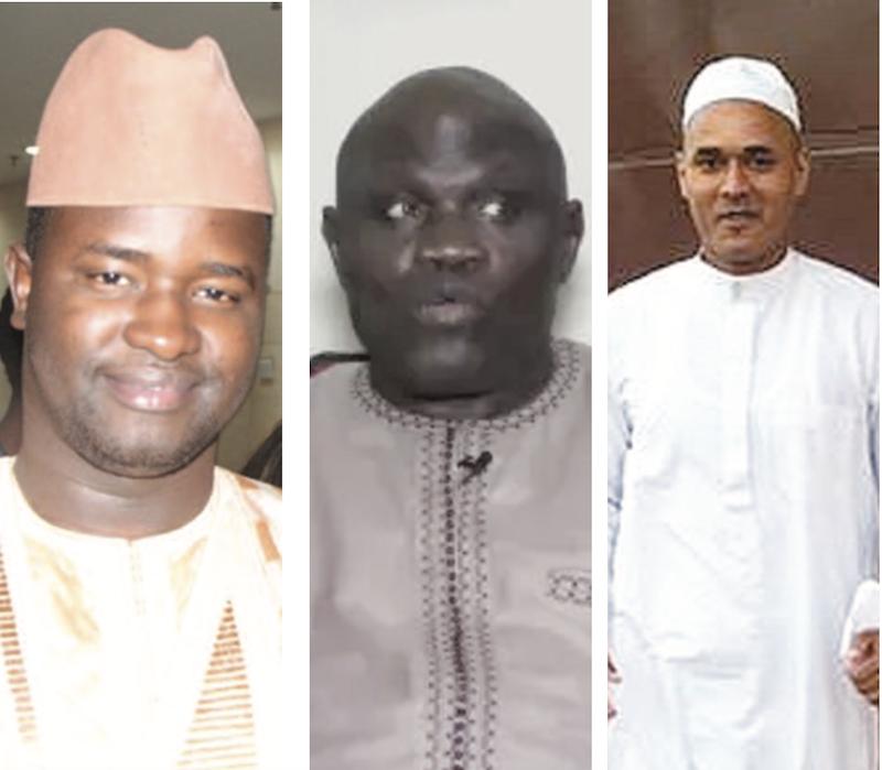EXTORSION DE FONDS SUR DES PERSONNALITÉS CIBLÉES  : Cheikh Gadiaga, Gaston Mbengue et Rampino renvoyés en correctionnelle