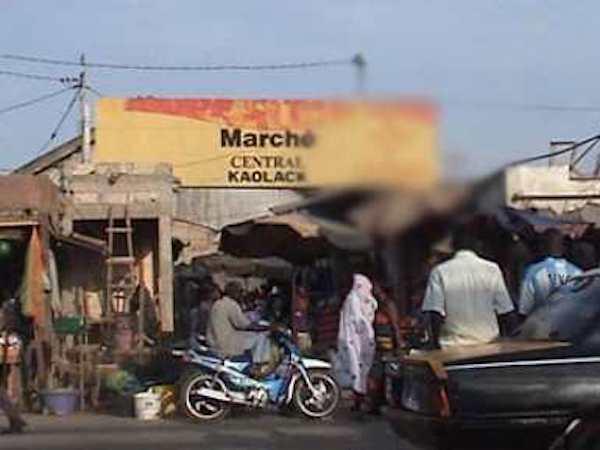 Marché central de Kaolack : Sit-in des commerçants contre l'insalubrité, l'insécurité, l'anarchie...