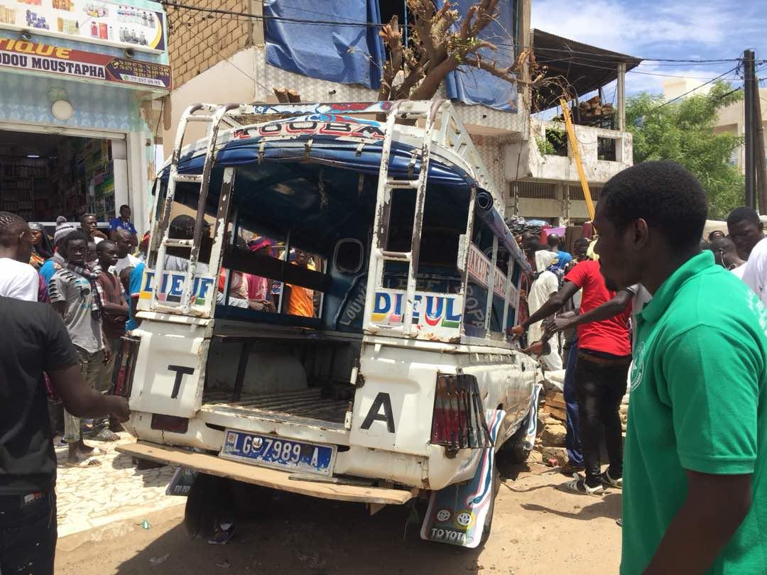 TOUBA / DRAME À OCASS : Un ndongo-daara écrasé par un «Mbacké-Touba»