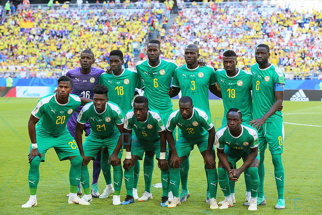 CLASSEMENT MONDIAL 2018 : Le Sénégal dans le top 17