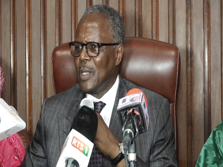 Tanor Dieng : « Je ne souhaite pas laisser le Sénégal et le Ps entre les mains d'aventuriers politiques »