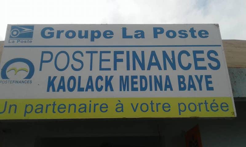 Cambriolage à Kaolack : Le bureau de la poste de Médina Baye délesté de 40 millions
