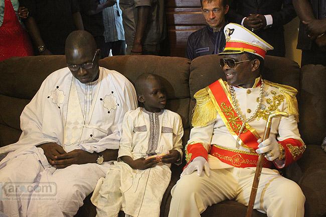 EN PERSPECTIVE DE LA PRÉSIDENTIELLE : Serigne Modou Kara Mbacké exhorte Macky à renforcer Ibrahima Sall
