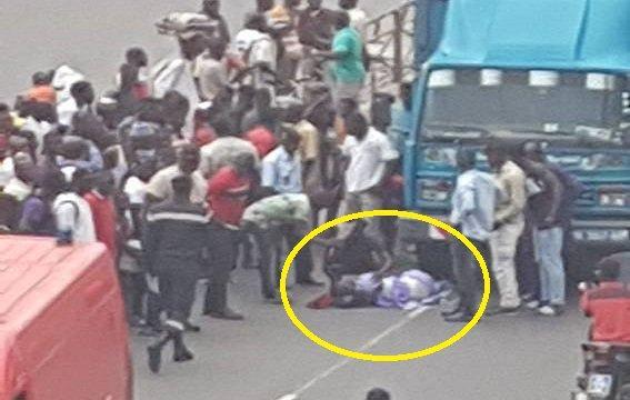 Thiès : Un conducteur de Jakarta écrasé par un camion