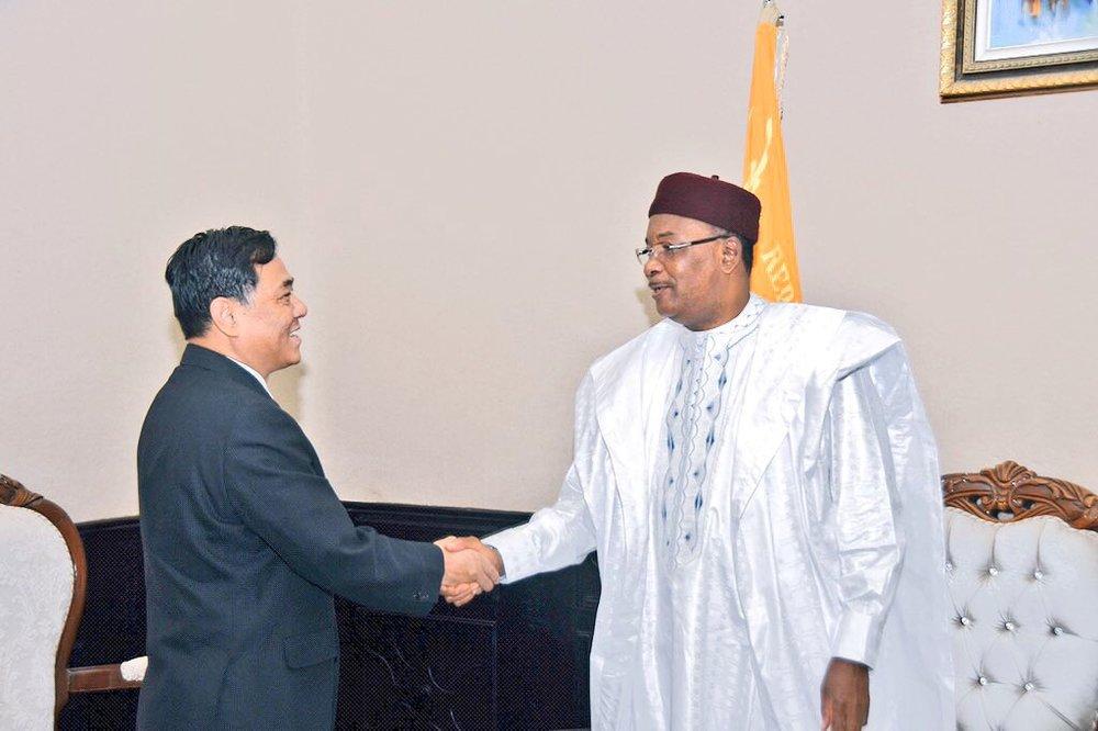Lutte contre le terrorisme au Sahel : La Chine entre en action