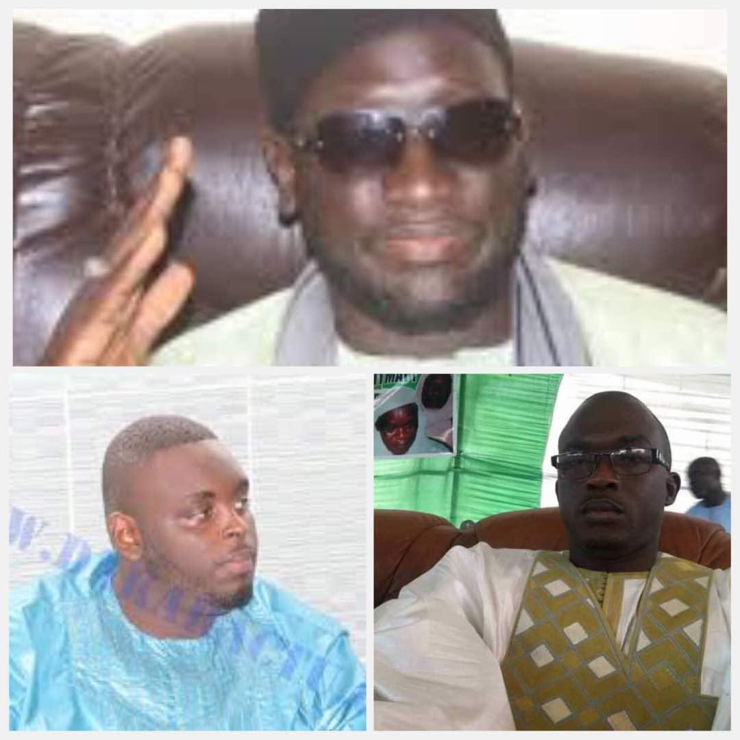 V8 VENDUS PAR MACKY-FILS - Abdou Ndiaye annonce une plainte d'Amadou Sall contre Assane Mbacké pour diffamation