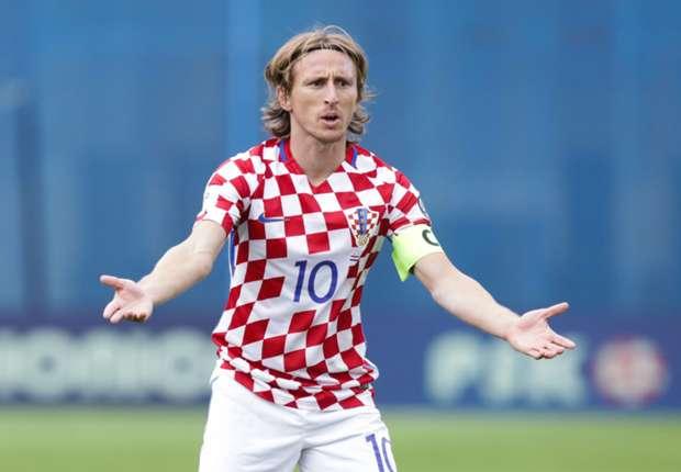 Coupe du Monde : Luka Modric, meilleur joueur de la compétition