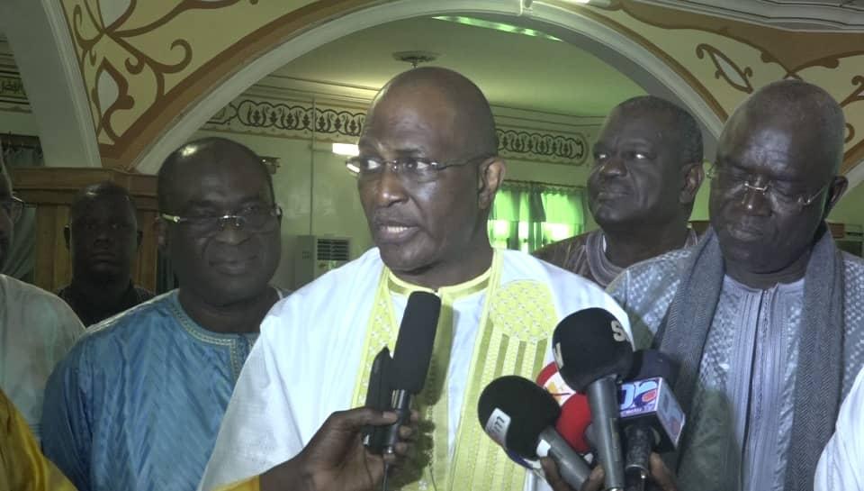 TOUBA - Le Club des Investisseurs Sénégalais en conclave avec le Khalife Général des Mourides