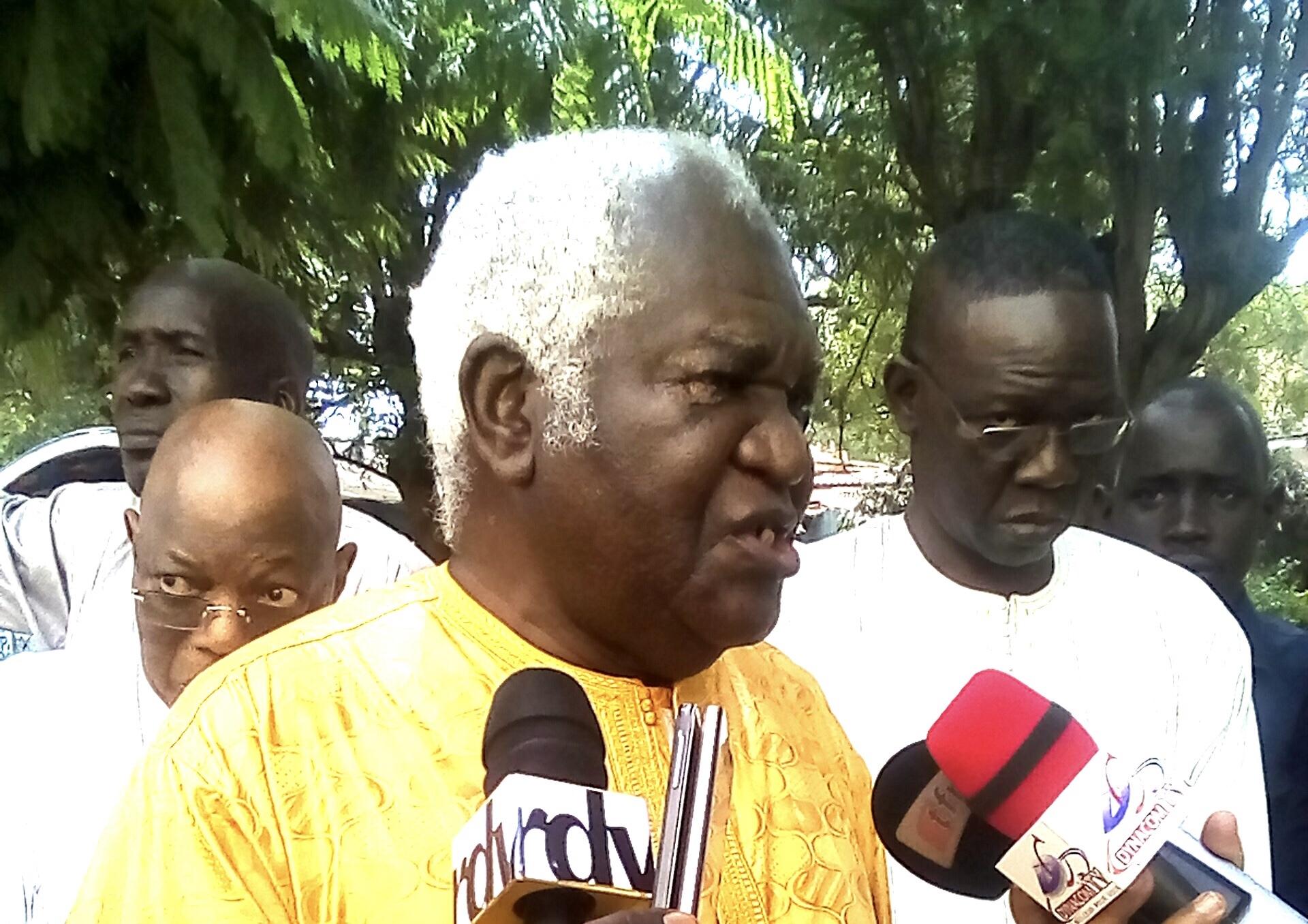 """MAMADOU NDOYE (LD/Debout) : """" Tous les sénégalais sérieux, quel que soit leur camp, savent qu'il faut libérer Khalifa Sall! """""""