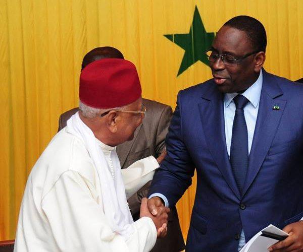 Lendemains de révolte des « Assisards » : Macky Sall rend visite à Amadou Makhtar Mbow