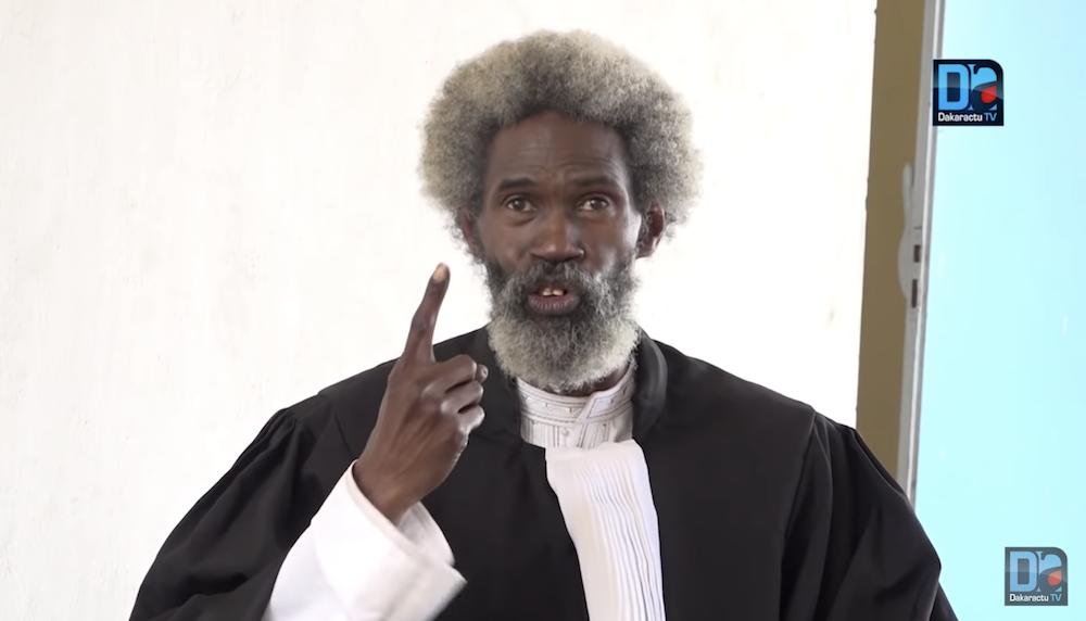 """""""L'État du Sénégal n'a pas qualité ni intérêt à agir dans le dossier de Khalifa Sall"""" (Avocats de la défense)"""