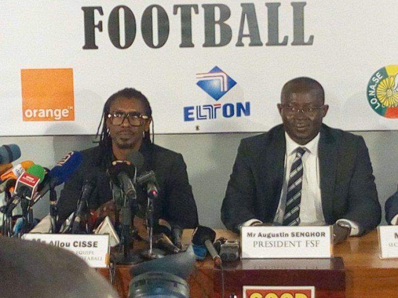 La Fédération Sénégalaise de Football veut prolonger Aliou Cissé