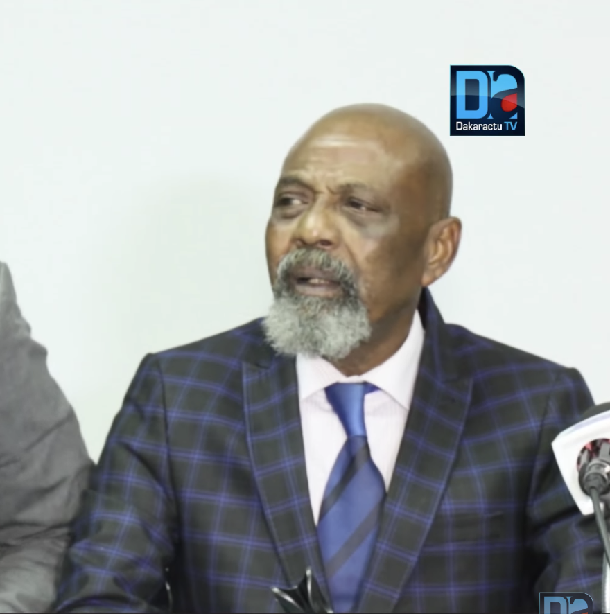 Pape Samba Mboup : « C'est Madické qui m'a demandé d'asseoir sa candidature»
