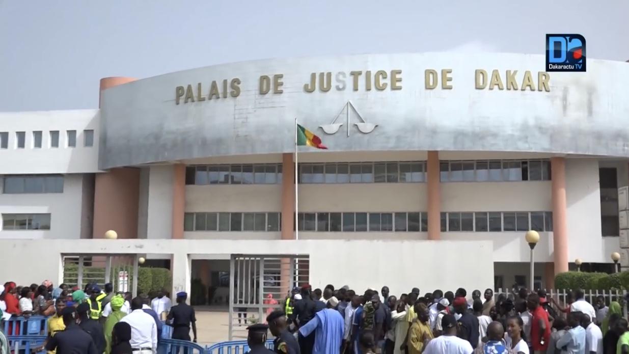 Procès pour terrorisme : Mohamed Lamine Mballo, Latyr Niang et Saliou Ndiaye condamnés à 5 ans de travaux forcés