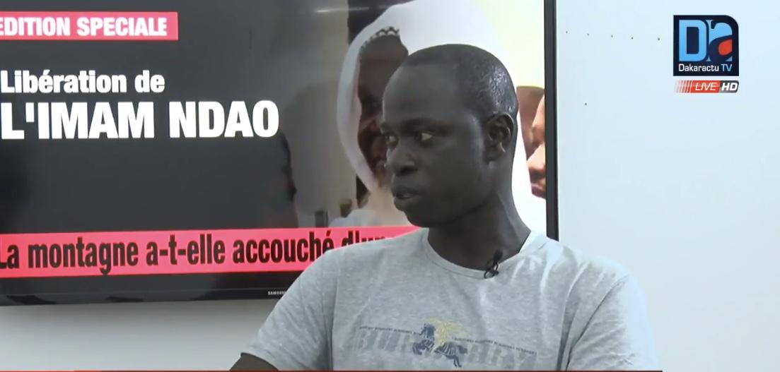 Aliou Diouf, journaliste, sur la libération de l'imam Ndao : «Le juge n'avait pas assez de preuves »