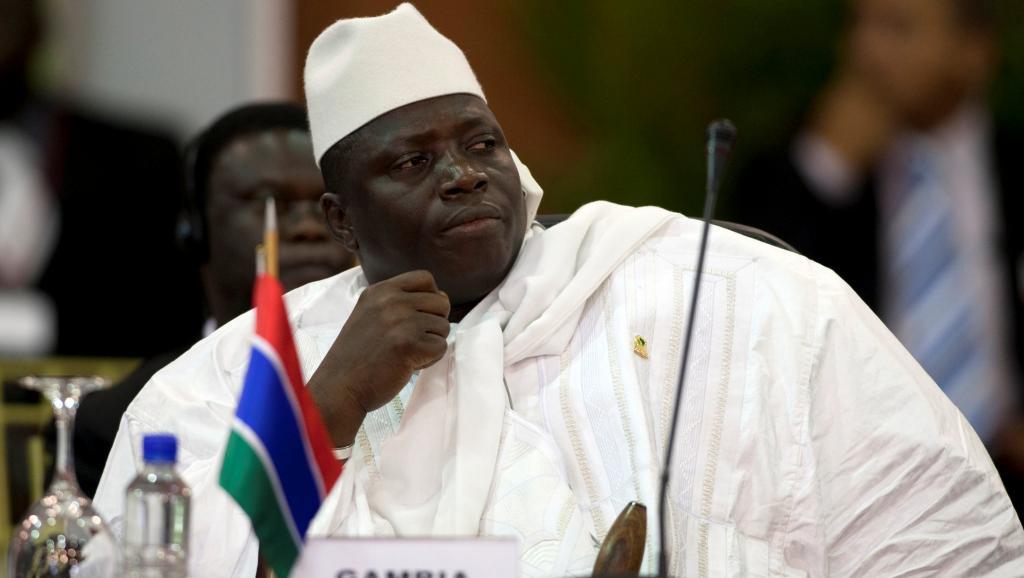 Yahya Jammeh menace : « Aucun homme ou djinn (esprit) ne peut m'empêcher de revenir en Gambie »