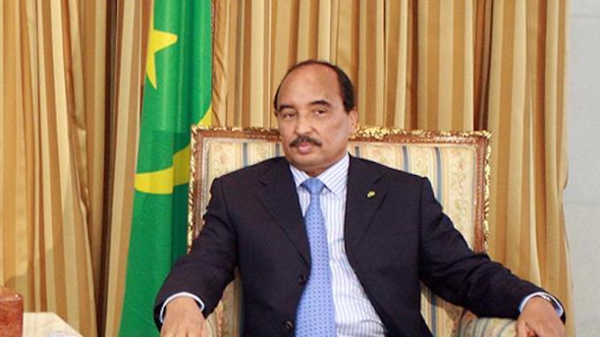 Mauritanie : Abdel Aziz tente de briguer un 3e mandat
