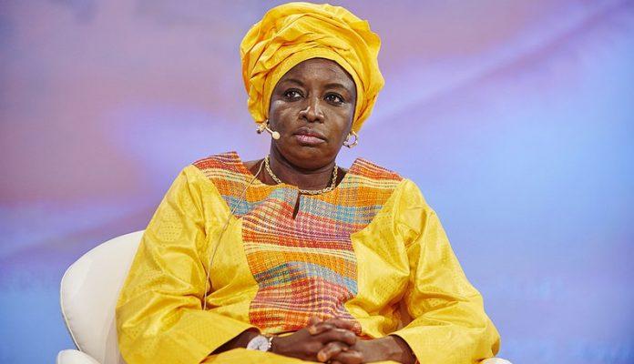 """Aminata Touré (ancien Premier ministre du Sénégal): """"La Chine doit nous rendre optimiste, elle est la preuve que le sous-développement n'est pas une fatalité"""""""