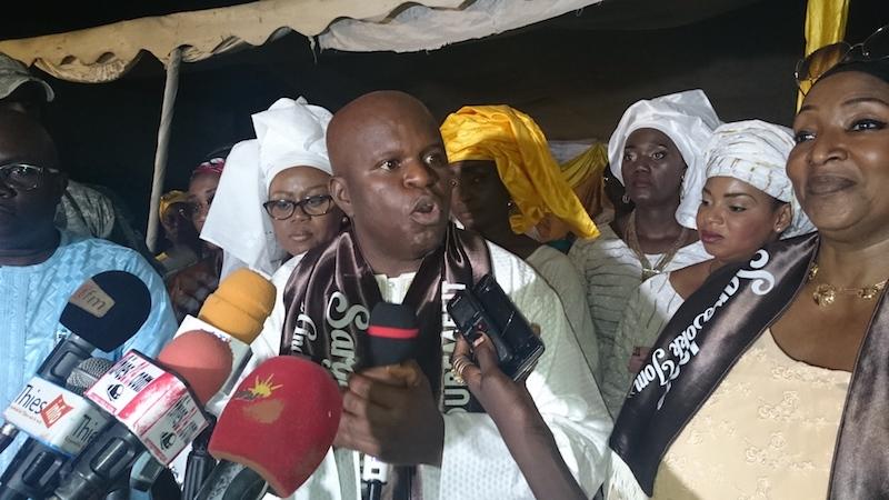"""Dr Pape Amadou Ndiaye, Pca Fongip : """"Nous avons à Thiès 5 candidats à la présidentielle de 2019 et c'est une exception sur tout le Sénégal..."""""""
