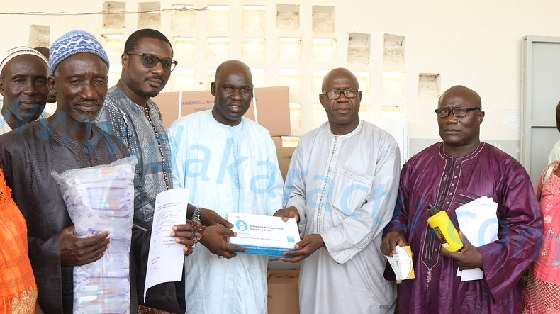 Le Conseil municipal de Ngoundiane appuie le secteur de la santé à hauteur de 13 millions