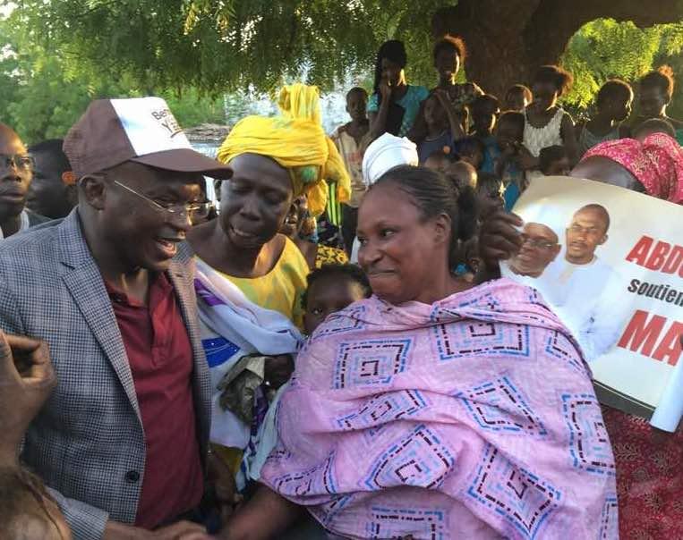 Abdou Ndiaye (Apr Keur Maba) : 'Hadjibou Soumaré apprendra comme les autres, que les Sénégalais ont la tête sur les épaules '