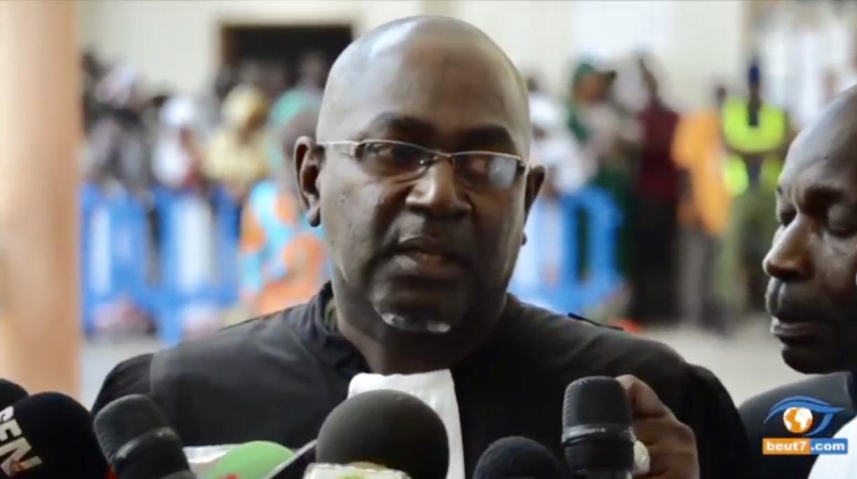 Me Amadou Aly Kane Avocat de Khalifa Sall : «Et pourtant l'arrêt impacte!»