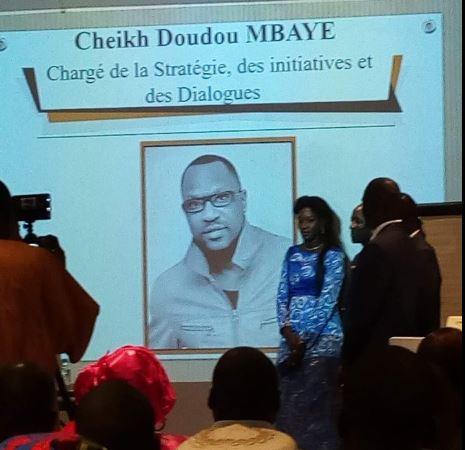 Rewmi : Cheikh Doudou Mbaye promu Chargé de la stratégie, des initiatives et des dialogues de la Cellule des cadres