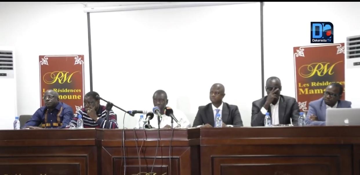 Khalifa Sall en appel : Le rejet des exceptions de la défense préconisé par les avocats de l'État