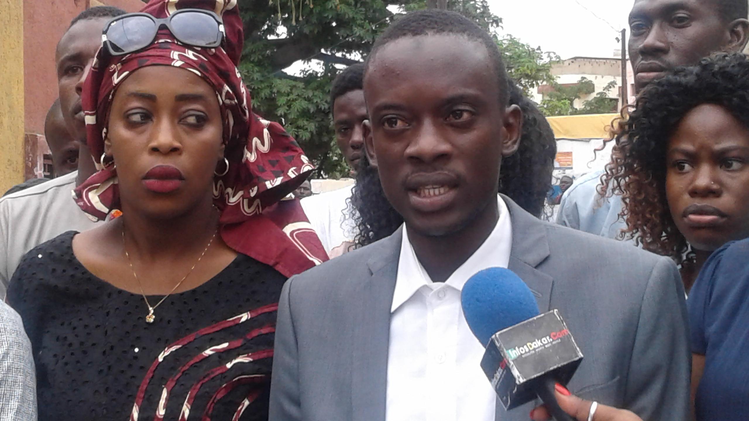 Agression ratée sur Yakham Mbaye : La COJER de Dakar-Plateau se dédouane et exige la fin des guéguerres dans les rangs