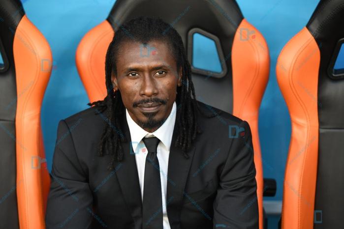 """Aliou Cissé parlant du Mondial : """"Sadio Mané a donné le meilleur de lui-même"""""""