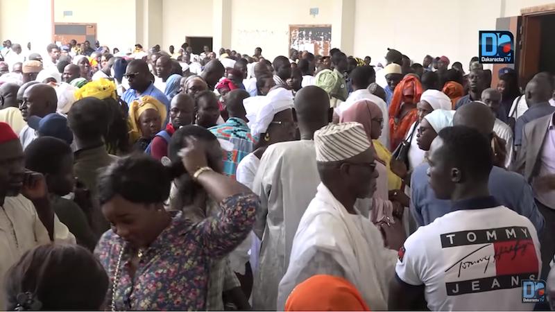 TRIBUNAL DE DAKAR : Le percepteur de Dakar échappe au lynchage, et prend la tangente