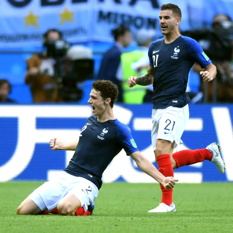 CDM 218 : Le but de Benjamin Pavard élu But du Tournoi Hyundai