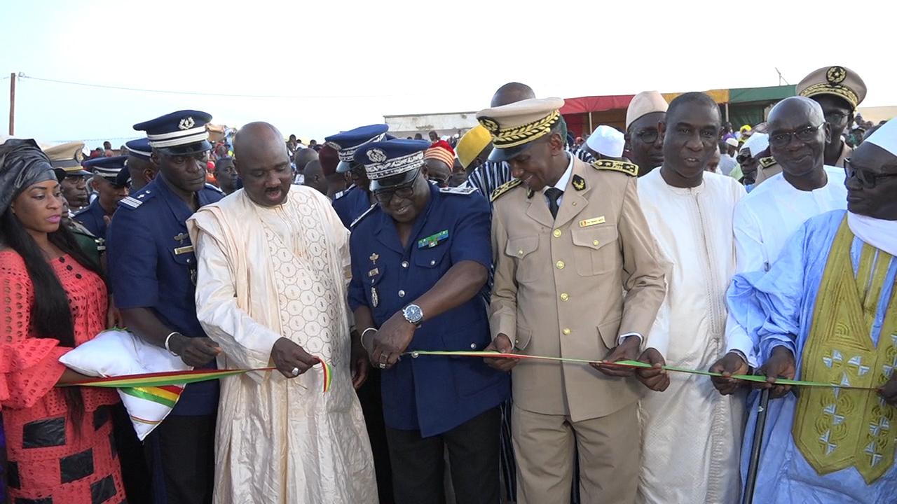 Revivez la cérémonie d'inauguration de la Brigade des Agnams en images