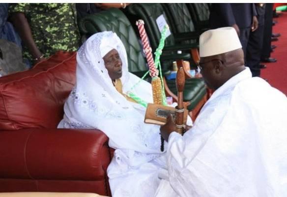 Yahya Jammeh perd sa mère : Ajaratou Asombi Bojang n'est plus !